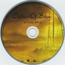 CHILDREN OF BODOM - I Worship Chaos CD MDM