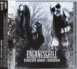 FENRIZ' RED PLANET / NATTEFROST - Engangsgrill CD Blackened Metal