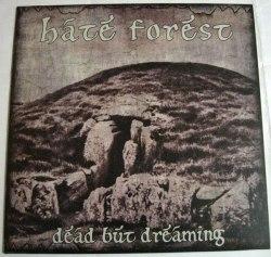 HATE FOREST - Dead but dreaming LP Heathen Metal