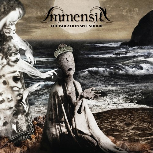 IMMENSITY - The Isolation Splendour CD Doom Death Metal