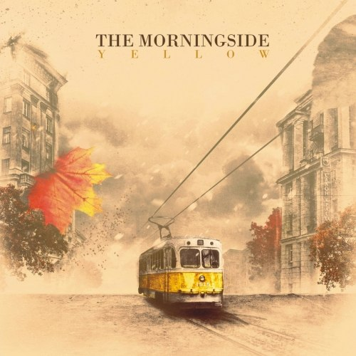 THE MORNINGSIDE - Yellow CD Dark Metal