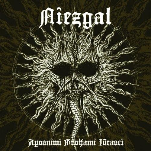 NIEZGAL - Apošnimi Krokami Lutaści Digi-MCD Black Metal
