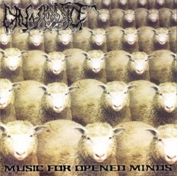 DIN-ADDICT - Music For Opened Minds CD Grindcore