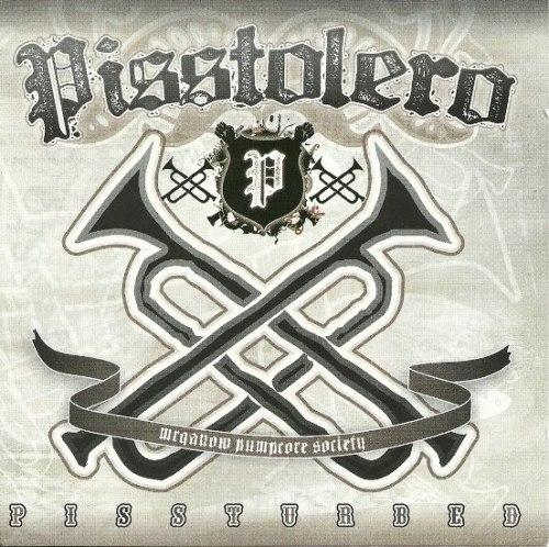 PISSTOLERO - Pissturbed CD Grindcore