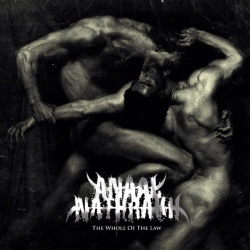ANAAL NATHRAKH - The Whole Of The Law CD Blackened Metal
