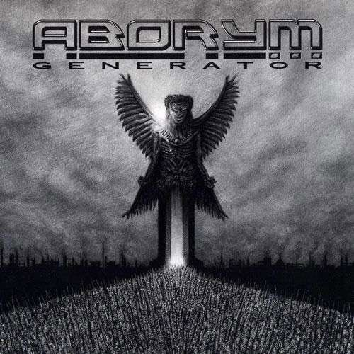 ABORYM - Generator CD Industrial Black Metal