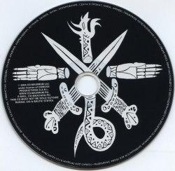 ABSU - The Third Storm Of Cythraul CD Blackened Metal