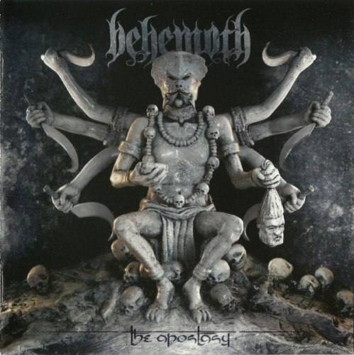 BEHEMOTH - The Apostasy CD Blackened Death Metal