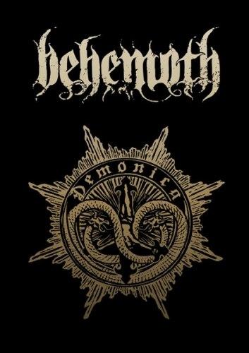 BEHEMOTH - Demonica A5 Digi-2CD Black Metal