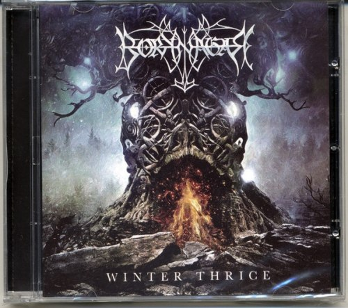BORKNAGAR - Winter Thrice CD Progressive Viking Metal