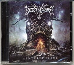 BORKNAGAR - Winter Thrice CD Progressive Viking Metal