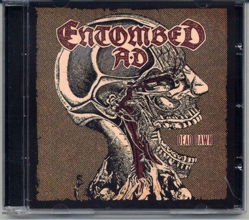 ENTOMBED A.D. - Dead Dawn CD Death Metal