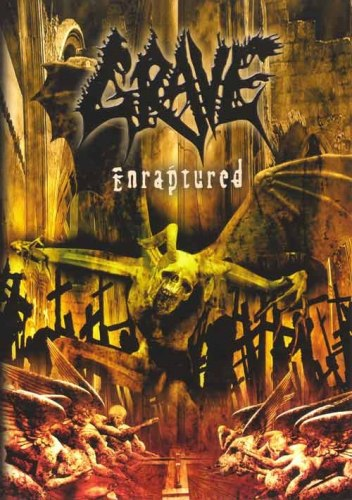 GRAVE - Enraptured DVD Death Metal