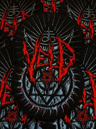 VELD - Embroidered Patch Нашивка Death Metal