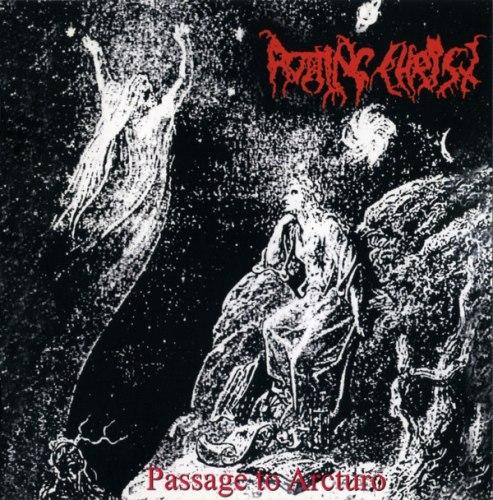 ROTTING CHRIST - Passage To Arcturo CD Blackened Metal