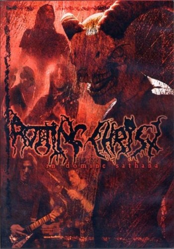 ROTTING CHRIST - In Domine Sathana DVD Dark Metal
