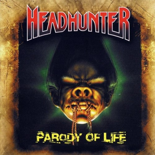 HEADHUNTER - Parody Of Life CD Thrash Metal