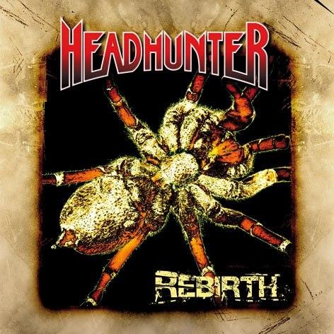 HEADHUNTER - Rebirth CD Thrash Metal