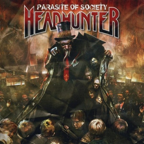 HEADHUNTER - Parasite Of Society CD Thrash Metal