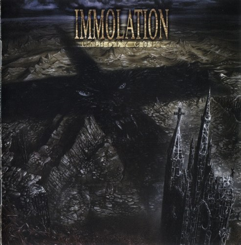 IMMOLATION - Unholy Cult CD Death Metal