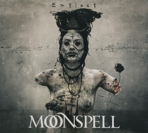 MOONSPELL - Extinct Digi-CD Dark Metal