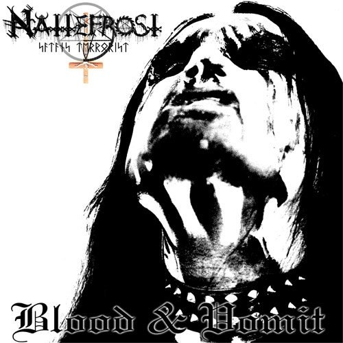 NATTEFROST - Blood & Vomit CD Black Metal
