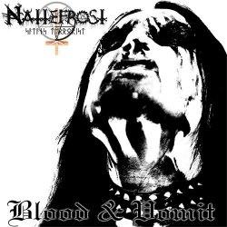 NATTEFROST - Blood & Vomit CD Black Metal