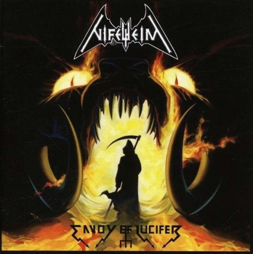 NIFELHEIM - Envoy Of Lucifer CD Black Thrash Metal
