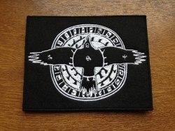 КОБЬ - Logo-Patch Нашивка Atmospheric Metal