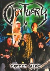 OBITUARY - Frozen Alive DVD Death Metal