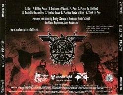 ONSLAUGHT - Killing Peace CD Thrash Metal