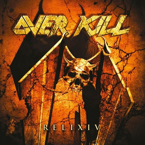 OVERKILL - Relixiv / Killbox 13 Digi-2CD Thrash Metal