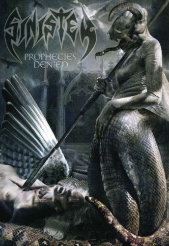 SINISTER - Prophecies Denied DVD Death Metal