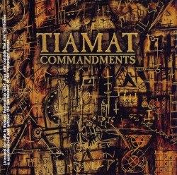 TIAMAT - Commandments - An Anthology CD Dark Metal