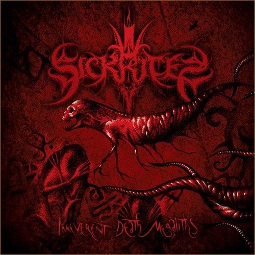 SICKRITES - Irreverent Death Megaliths LP Black Metal