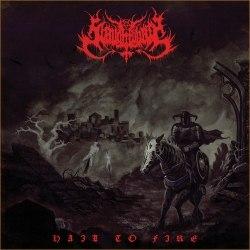 SLAUGHTBBATH - Hail to Fire LP Black Metal