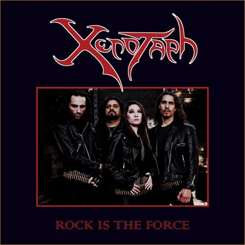 XENOTAPH - Rock Is the Force LP Heavy Metal