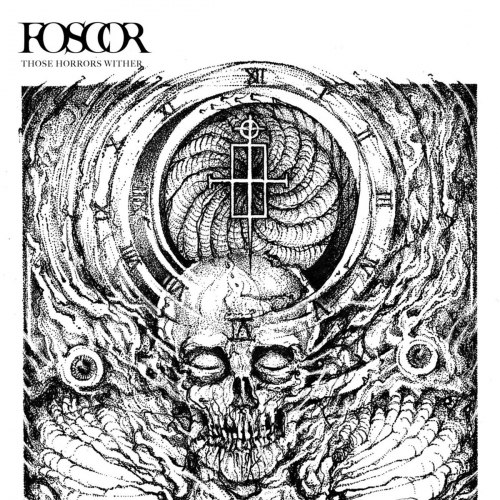FOSCOR - Those Horrors Wither Digi-CD Progressive Blackened Metal