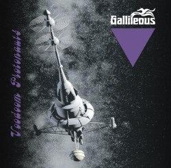 GALLILEOUS - Voodoom Protonauts CD Stoner Doom Metal