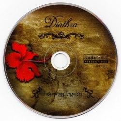 DIATHRA - Fascinating Impulses CD Gothic Metal