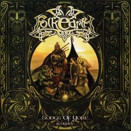 FOLKEARTH - Songs Of Yore (Acoustic) CD Acoustic Folk