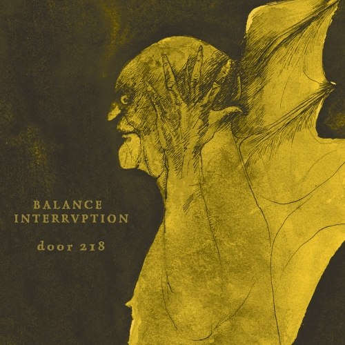 BALANCE INTERRUPTION - Door 218 Digi-CD Industrial Black Metal