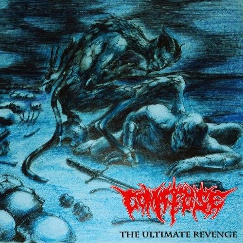 COMATOSE - The Ultimate Revenge CD Death Metal