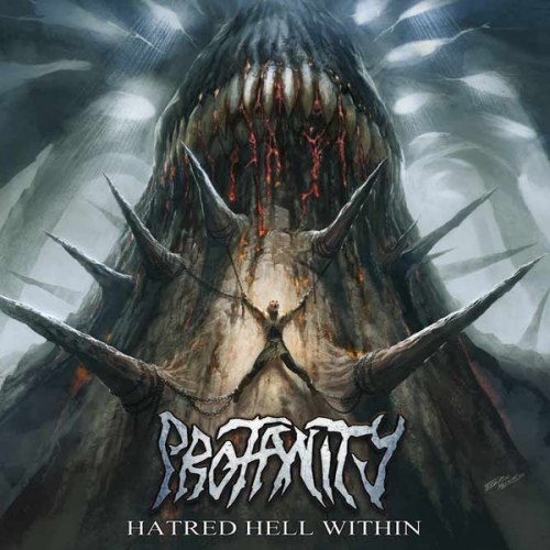 PROFANITY - Hatred Hell Within MCD Brutal Death Metal