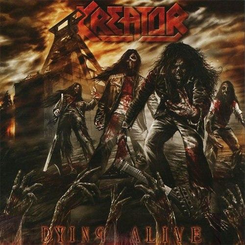 KREATOR - Dying Alive 2CD Thrash Metal