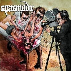 SPASMODIC - Mondo Illustrated CD Death Metal
