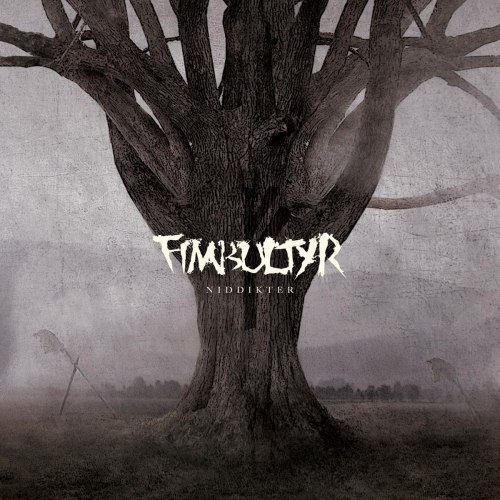 FIMBULTYR - Niddikter CD Viking Metal
