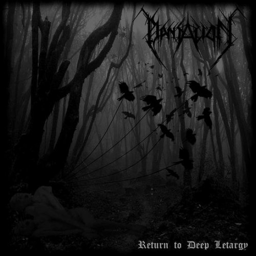 DANTALION - Return to Deep Lethargy Digi-CD Death Doom Metal