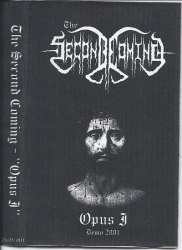 THE SECOND COMING - Opus 1 Tape Black Metal