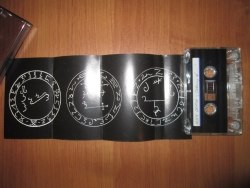 HOLY DEATH - Sodomy Of Megido Tape Black Metal